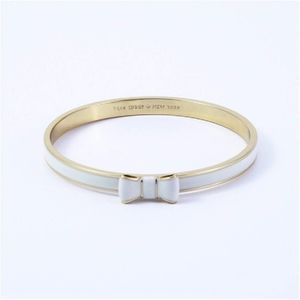 NEW Kate Spade take a bow Bracelet